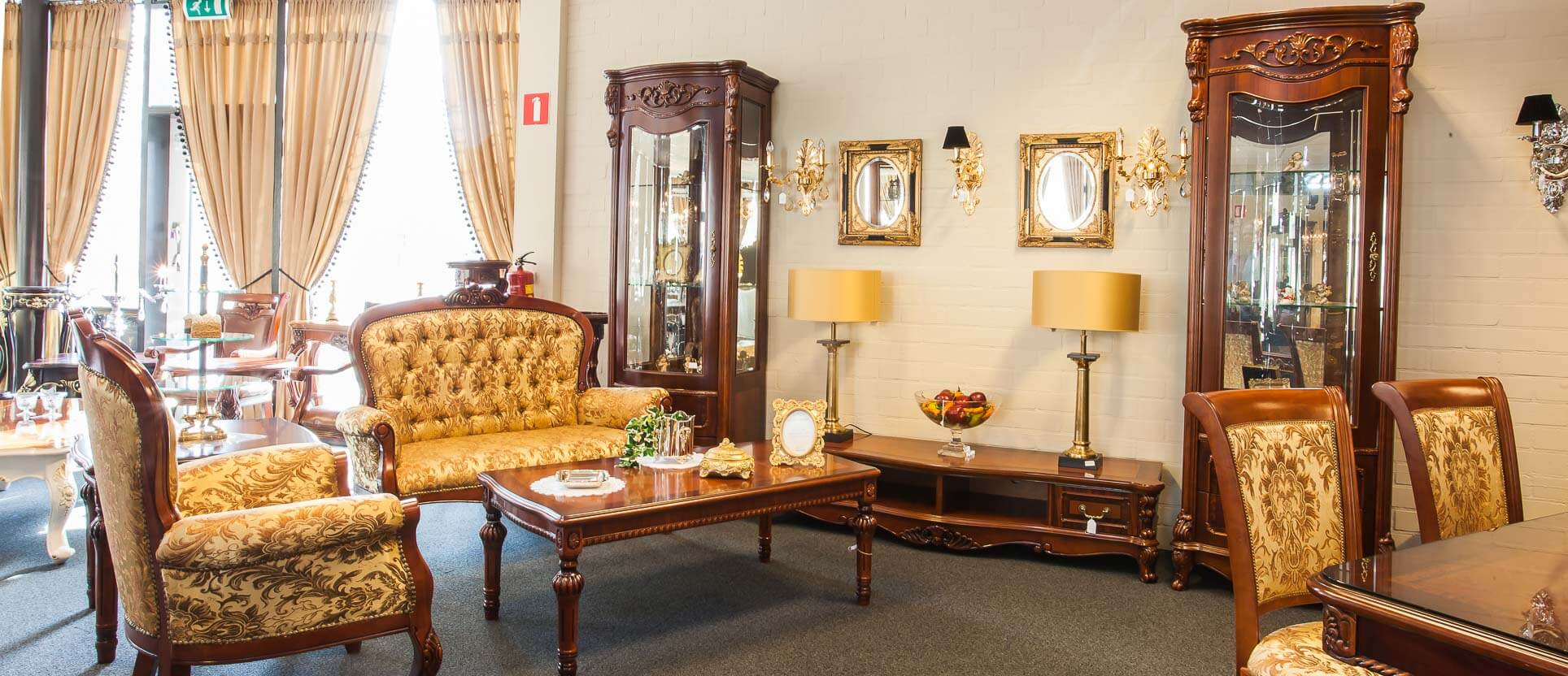 Barokke meubelen