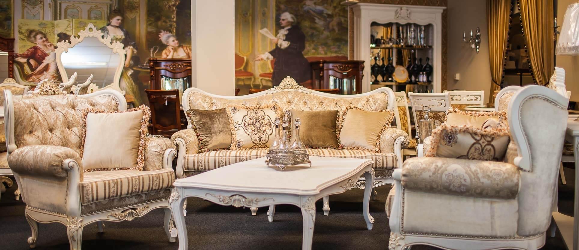 Baroque meubelen