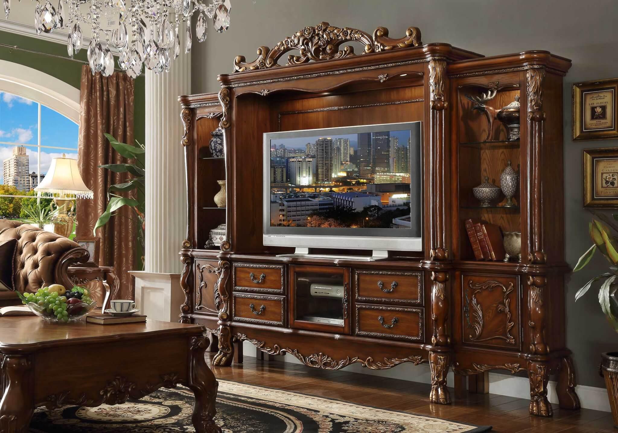 Exclusieve Tv Kast.Baroque Tv Kast